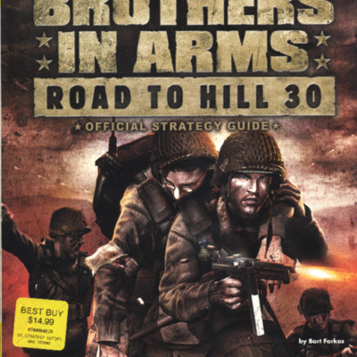 Brothers in Arms; Road to Hill 30 Guide BradyGames.pdf