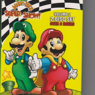 Super Mario Super Show volume 2 (DVD front).jpeg