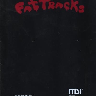 Fat Tracks User Manual