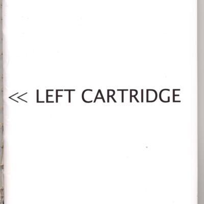 << Left Cartridge