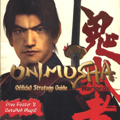 Onimusha Guide BradyGames.pdf