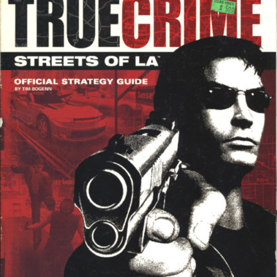 Ture Crime: Streets of LA Guide BradyGames.pdf