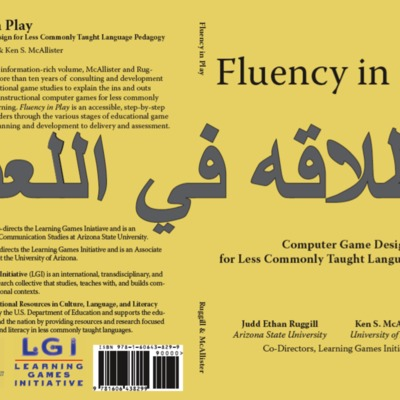 Fluency in Play: Computer Game Design for Less Commonly Taught Language Pedagogy