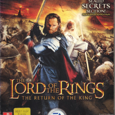lord of the rings return of the king guide.pdf