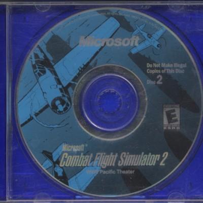 Microsoft Combat Simulator 2 Disc 2.jpg