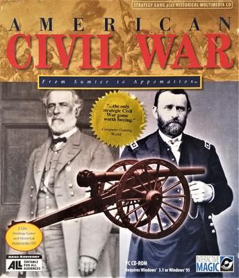 American Civil War: From Sumter to Appomattox (Historic Multimedia Version)