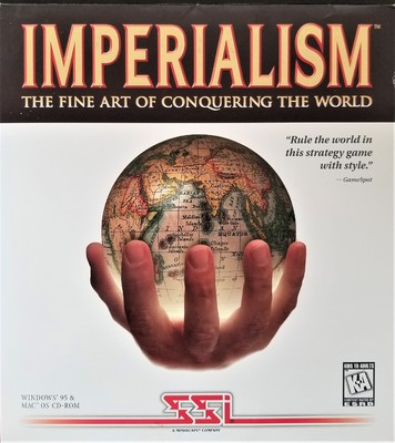 Imperialism: The Fine Art of Conquering the World
