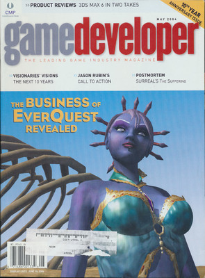 Game Developer 11.05