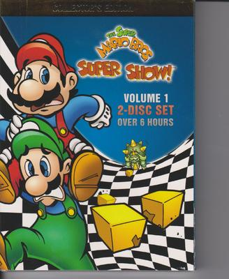 The Super Mario Bros. Super Show! Volume 1