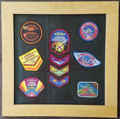 Activision Patch Display