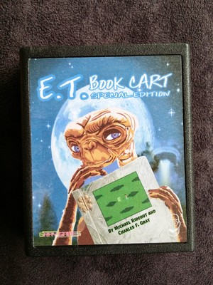 E.T. Book Cart Special Edition