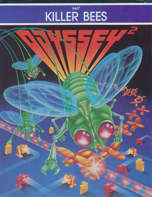 Odyssey2 Killer Bees Sales Flyer