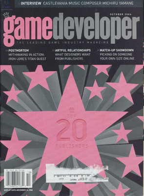 Game Developer 13.09