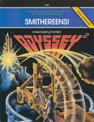 Odyssey2 Smithereens! Sales Flyer