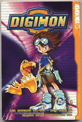 Digimon: Digital Monsters 01