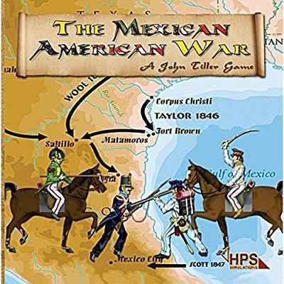 The Mexican American War: A John Tiller Game