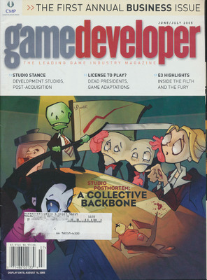 Game Developer 12.06