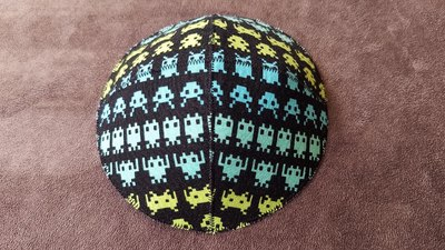 Space Invaders Kippot