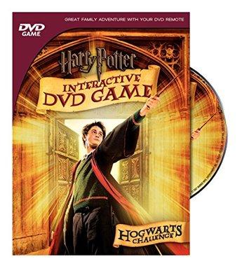 Harry Potter Interactive DVD Game: Hogwarts Challenge