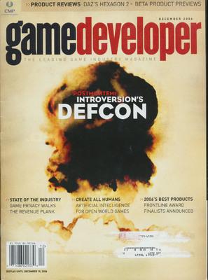 Game Developer 13.11