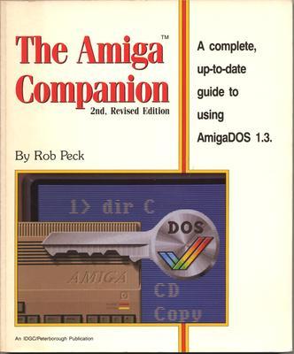 The Amiga Companion: 2nd, Revised Edition