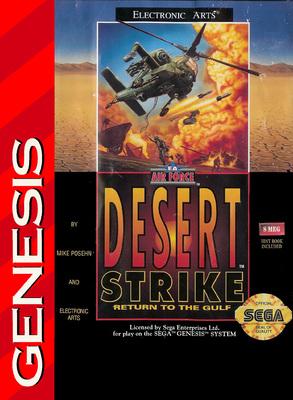 Desert Strike: Return to the Gulf (Cartridge Only)