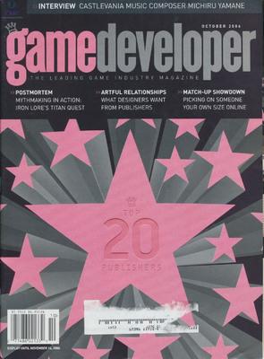 Game Developer 13.09