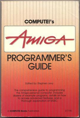 COMPUTE!'s Amiga Programmer's Guide